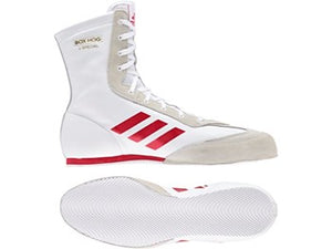 Adidas Box Hog Special White