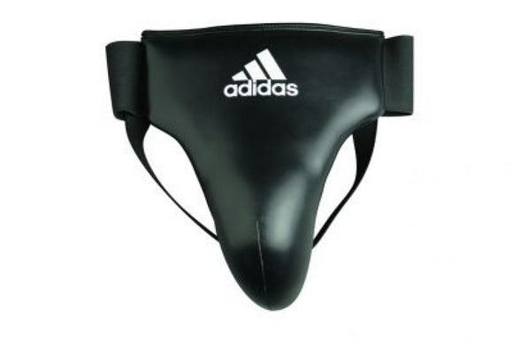 Adidas Men's PU Groin Guard Black