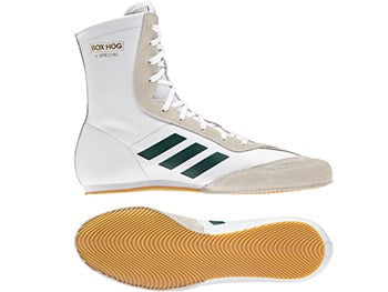 Adidas Box Hog x Special White Green