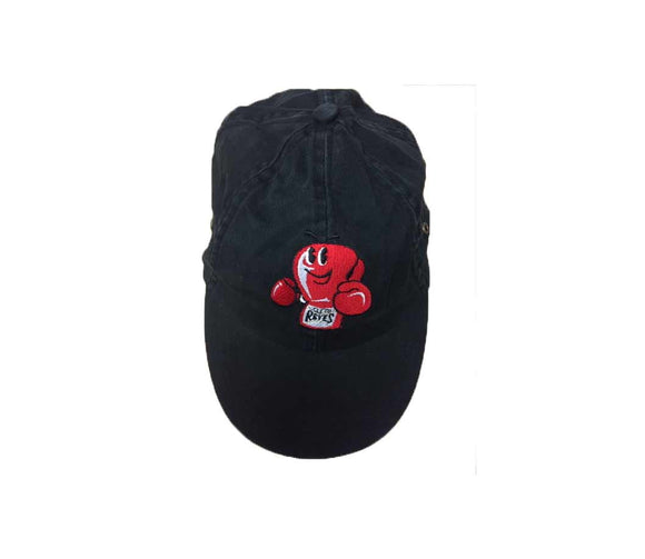 Black Cleto Reyes cotton baseball cap