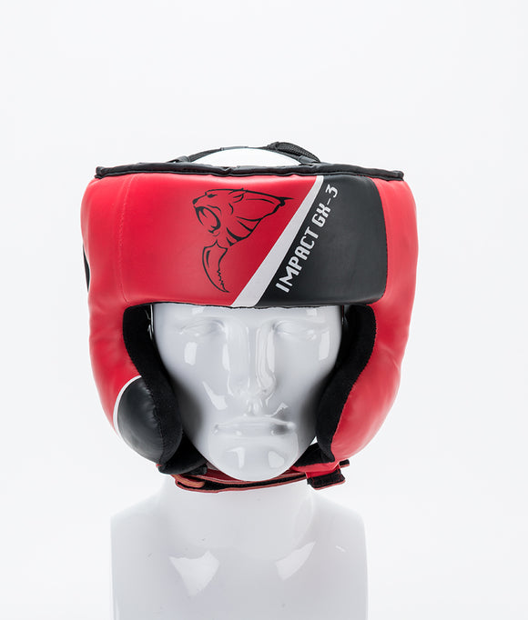 Impact GX-3 Headguard With Cheek Protection
