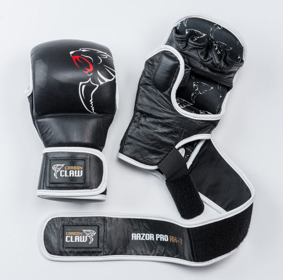 Grappling Glove 7oz Leather