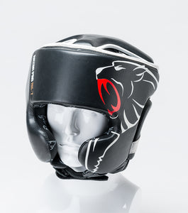 Headguard Top Protect Leather