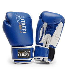 Club Sparring Glove Leather - Blue, Red or Black