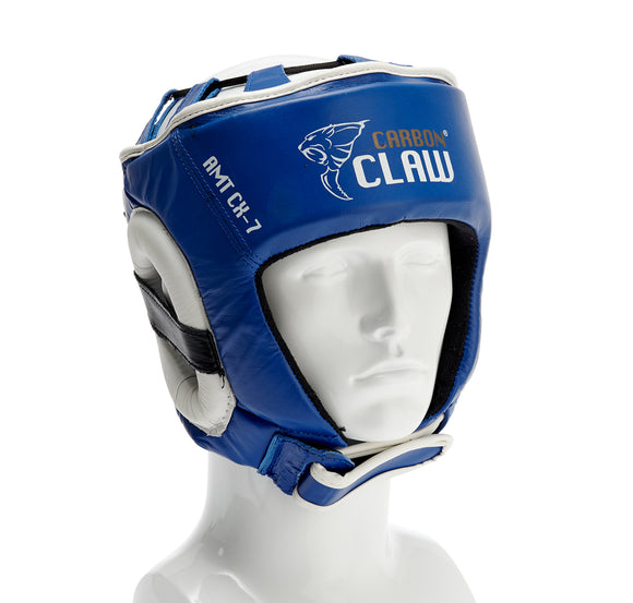 AMT CX-7 Club Sparring Headguard Leather - Various Colour Options