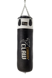 "Punchbag Leather 4ft x 14"" x 35kg"