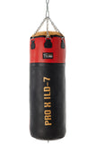 "Pro Heavy Punch Bag 4ft x 18"" x 60kg"