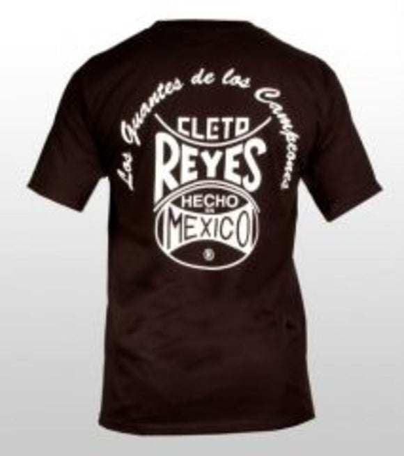 Cleto Reyes Tee Shirt - Black or White