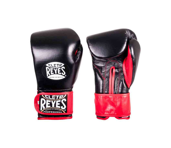 Cleto Reyes Sparring gloves with Extra Padding - Black or Red