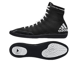 Adizero Wrestling Core/Black/White