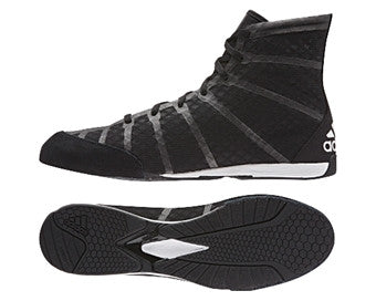 AdiZero Boxing Core Black White
