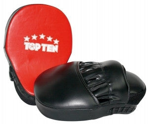 TOP TEN PRO CURVED FOCUS MITTS