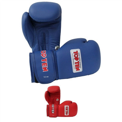 TOP TEN AIBA APPROVED BOXING GLOVES 10OZ