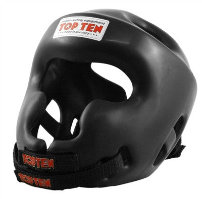 TOP TEN TRAINING HEADGUARD WITH CHEEKBONE