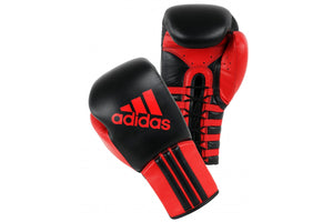 Adidas Safety Sparring Gloves - Lace Up - 14 or 16oz