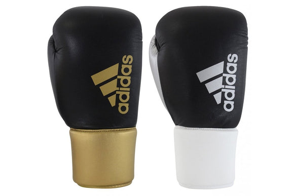 Adidas Hybrid 400 Lace Boxing Gloves