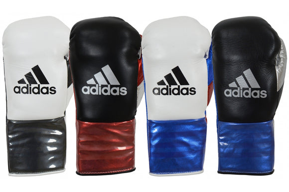 Adidas AdiStar BBBC Approved Pro Boxing Gloves