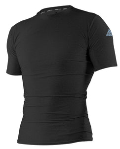 Adidas Short Sleeve Compression T-Shirt - Small Only