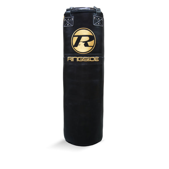 4FT Buffalo Leather Punch Bag - Various Colour Options