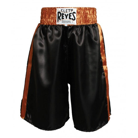 Cleto Reyes Satin Boxing Shorts - All Colours