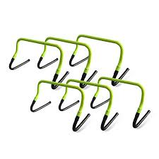 Pack of 6 Adjustable Hurdles