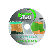 Bender Ball Combo DVD