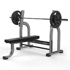 Olympic Flat Bench - Black or Grey