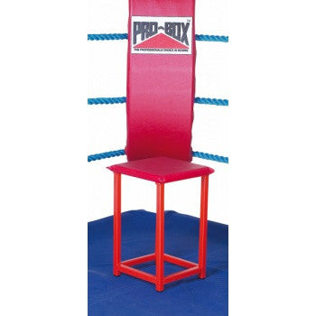 CORNER STOOLS - Red or Blue