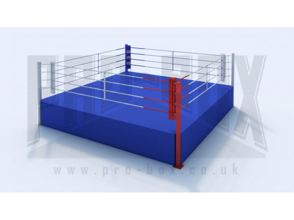 HIGH PLATFORM CLUB CONTEST BOXING RING
