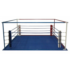 CLUB QUICK ASSEMBLY FREE STANDING BOXING RING - ALL VARIANTS AND SIZES
