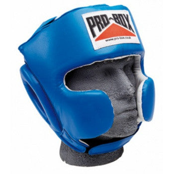 'SUPER-SPAR' LEATHER SPAR HEADGUARD- ALL COLOURS