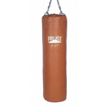 'ORIGINAL' SUPER HEAVY LEATHER PUNCH BAG 4 FT.