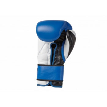 Pro Box PRO-SPAR LEATHER SPARRING GLOVES BLUE SPARRING TRAINING BOXING