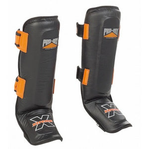 XTREME COLLECTION SHIN-N-STEP LEG GUARDS