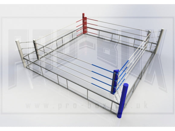 PRO QUICK ASSEMBLY FREE STANDING BOXING RING