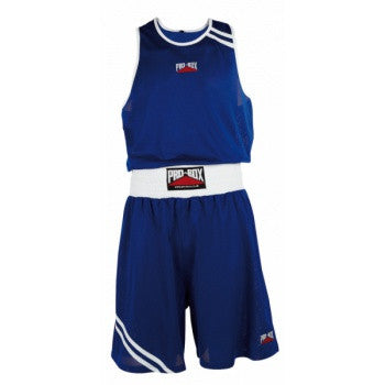 PRO-BOX CLUB ESSENTIALS VEST AND SHORT SET - All colours