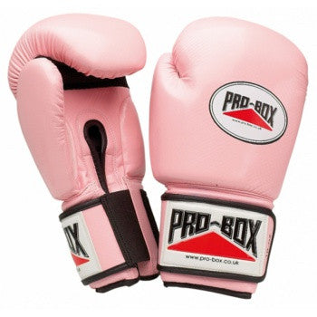 'PINK COLLECTION' PU TRAINING GLOVES