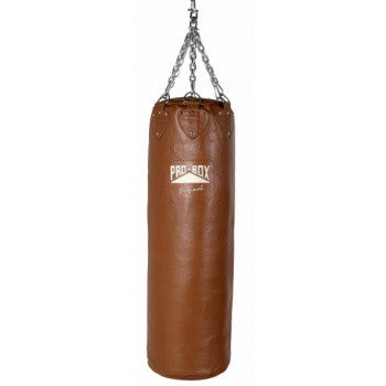 'ORIGINAL' COLOSSUS LEATHER PUNCH BAG 4.5 FT.
