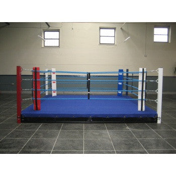 BOXING RING 'LOW PLATFORM' TRAINING RING