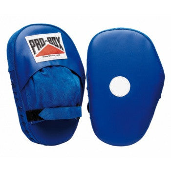 BLUE COLLECTION' PU HOOK & JAB PADS