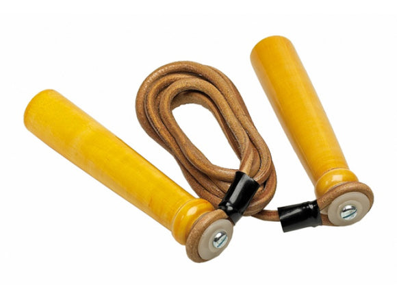 LEATHER SPEED ROPE