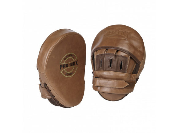 ORIGINAL COLLECTION LEATHER CURVED HOOK & JAB PADS
