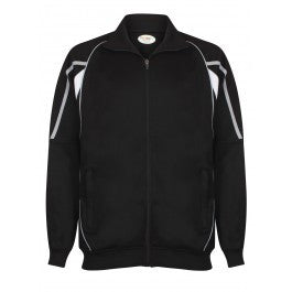 Teamstar Zip Through Sweatshirt
