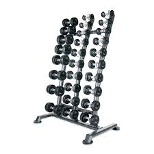 PU Dumbbell Sets with Upright Rack - Various Options
