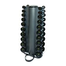 PU Dumbbell Sets with Vertical Racks - Various Options