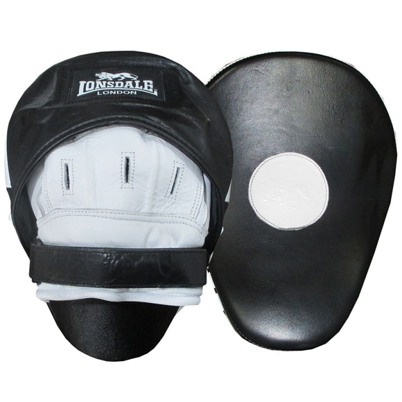 Barn Burner Curved Focus Pads
