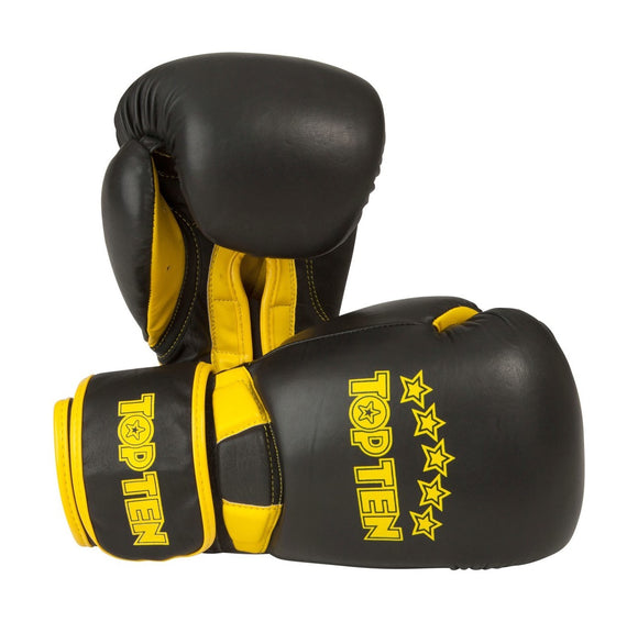 Top Ten Elite Dual Boxing Gloves - Various Colour/Size Options
