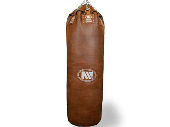 HERITAGE PROFESSIONAL LEATHER PUNCH BAG 6FT - 130KG