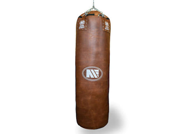 HERITAGE PROFESSIONAL LEATHER PUNCH BAG 5FT - 80KG