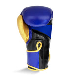 Pro Fitness Glove Synthetic Leather Glove Metallic - Various Colour Options